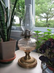 belle lampe antique