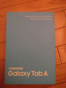 BRAND NEW STILL IN BOX SAMSUNG TAB A (MAKE YOUR BEST OFFER)