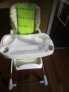 Evenflo Compact Fold High Chair