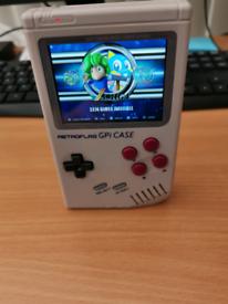 Retroflag GPi Case + Pi Zero + 32GB SD Card + Carry Case