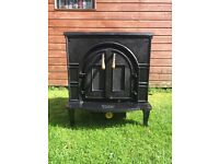 Federal Airtight Cast Iron Stove Woodburner