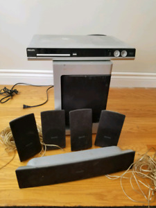 Sound System with Speakers