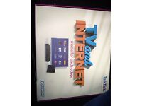 Youview Plus Box Brand New Boxed Unopened 500GB £25
