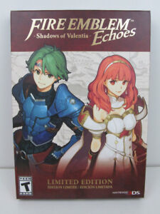 Fire Emblem Echoes - Shadows of Valentia 3DS Limited Edition NEW