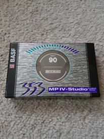 Basf 353 MP IV-Studio Metal Tape 90 Sealed