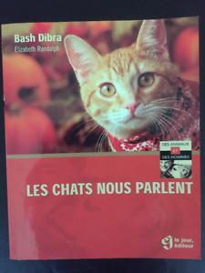 LES CHATS NOUS PARLENT DE BASH DIBRA