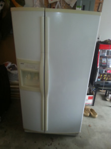 Kenmore Side by Side refrigerator for sale
