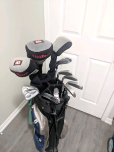 Wilson Counter Torque Golf Club Set