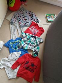 4-5 years boys clothing