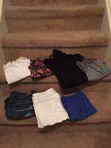Women's Clothing - Shirts, Shorts, Skirt, etc.