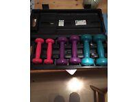 Vfit weights