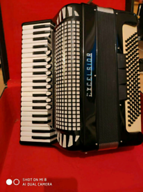 Piano accordion Italian Excelsior