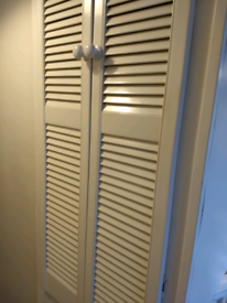 Airing cupboard doors