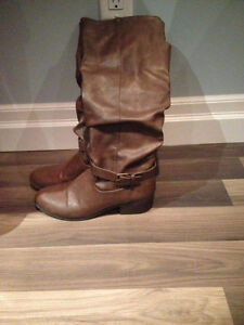 Boots (not wide)