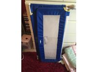 FREE blue bed guard