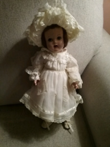 1934 Compositoon Doll