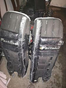 34 inch goalie pads
