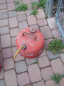 Vintage John Deere gas can