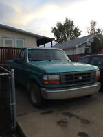 1994 Ford F-150 - 2WD