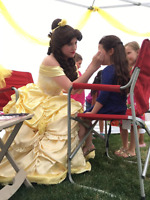 Invite Princess Belle from Beauty and the Beast!