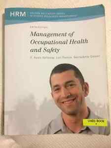 Management of Occupational Health and Safety London Ontario image 1