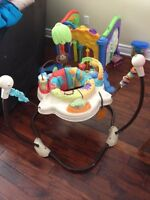 Fisher price Jumperoo, exerciseur/exercauser/jumper