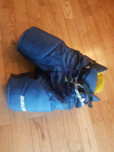 Bauer supreme total one hockey pants