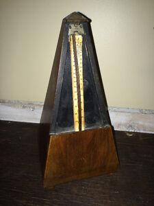 Antique Metronome Kitchener / Waterloo Kitchener Area image 1