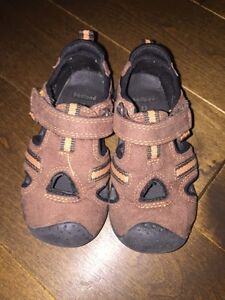 Pediped sandals. Toddler size 23