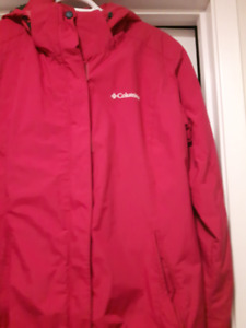 Ladies Columbia Winter Coat