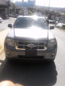 2009 Ford Escape XLT. AWD.  V6