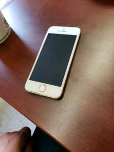 Factory unlocked iPhone 5S 64G Rose Gold