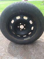 Winter rims + tires