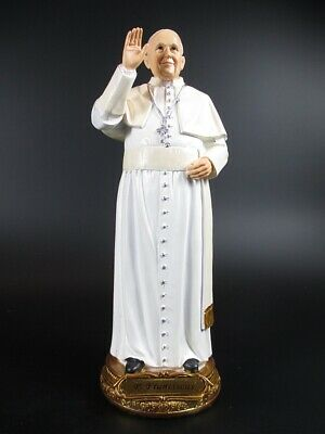 Pope Francis Pope Francesco, 21 cm, Vatican Italy, New