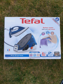 New Tefal Pro Express high pressure steam generator iron Phillips