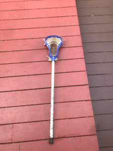 Lacrosse Stick Nike Dunk Head and Brine HD Shaft
