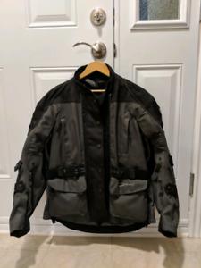 Joe Rocket Ballistic Women's Textile Jacket and Liner