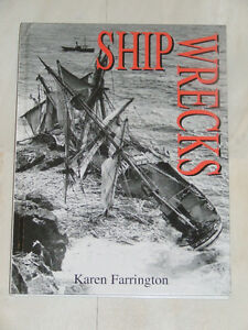 1999 book by Karen Farrington: Shipwrecks