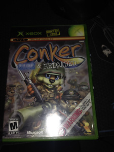 conquer live and reloaded xbox origional.