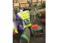 Qualcast Punch EP30 Electric Lawnmower - Vintage