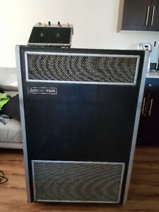 Lesley model 760 and Leslie Combo Pre Amp ll for sale