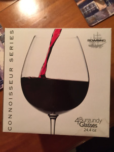 Bowrings Large Connoisseur Wine Glasses
