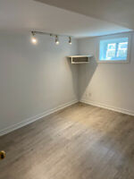 New/Renovated Bright & Spacious 2 bdrm - lower level w/ laundry