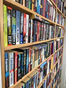 The Book Nook closing sale