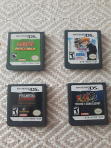 Gameboy DS game lot