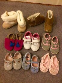 Pram Shoes baby child