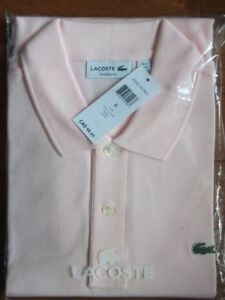 Brand New Genuine Lacoste Classic Fit Polo Shirt, Size 3XL.
