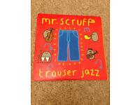 Mr Scruff - Trouser Jazz 3xLP. Ninja Tune 2002. Vinyl