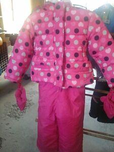 Snowsuits for sale size 4 - 6x