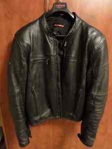 Two Piece Leathers - Spidi Basic Black